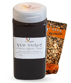 토모카 커피원액 500ml / ToMoCa Single Origin Coffee